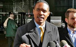 New York City Council Member Ritchie Torres