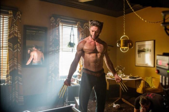 """Hugh Jackman in a scene from """"X-Men: Days of Future Past."""""""