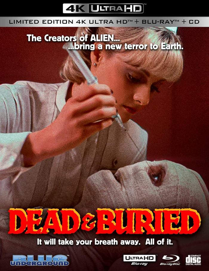 Review: 1981 Shocker 'Dead & Buried' Rises Again in Stunning 4K