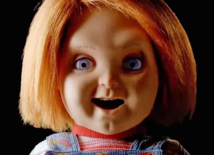 """A screenshot from the teaser trailer for the upcoming series """"Chucky"""""""