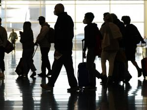 Data Shows Americans Couldn't Resist Thanksgiving Travel