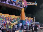 Watch: Thrill Ride at Michigan Festival Begins to Tip, Bystanders Rush to Stabilize