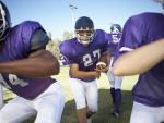 High School Football Player Turns the Closet Inside-Out - Literally