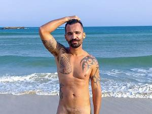 This Gay Beach Is the World's 2nd-Best Skinny-Dipping Spot